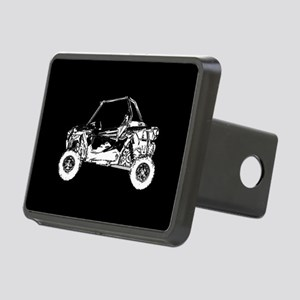 Side X Side Rectangular Hitch Cover