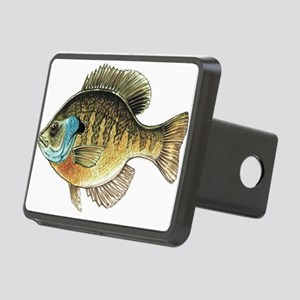 Bluegill Rectangular Hitch Cover
