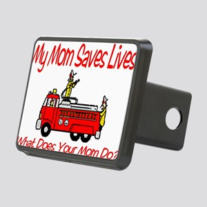 momfire Rectangular Hitch Cover