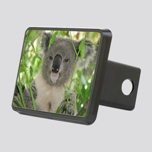 Helaine's Koala Bear Rectangular Hitch Cover