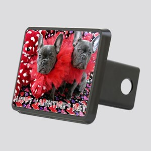 Valentine's Day card Rectangular Hitch Cover