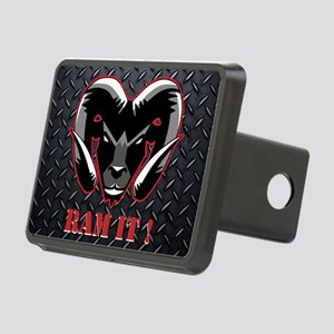Ram It Rectangular Hitch Cover