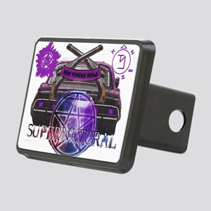 Supernatural Hitch Cover