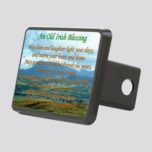 Old Irish Blessing #2 Hitch Cover