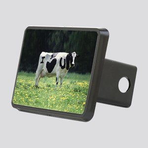 I Love You Cow Hitch Cover