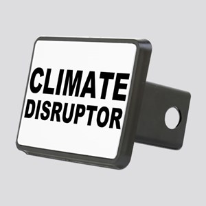 Climate Disruptor Hitch Cover