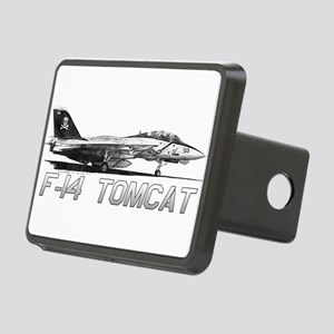 F14 Tomcat Rectangular Hitch Cover