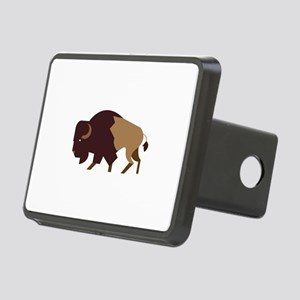 Buffalo Bison Hitch Cover