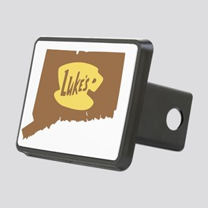 Likes Diner Rectangular Hitch Cover