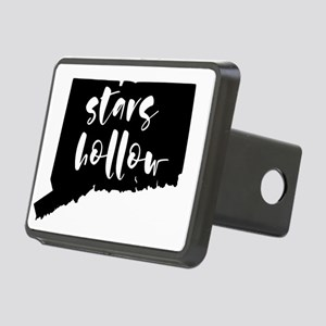 Stars Hollow Rectangular Hitch Cover