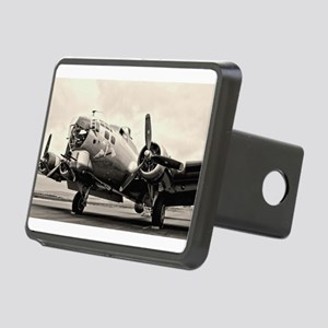 B-17 Bomber Aircraft Hitch Cover