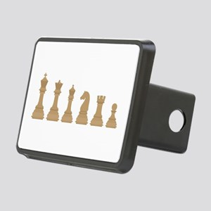 Chess Pieces Hitch Cover