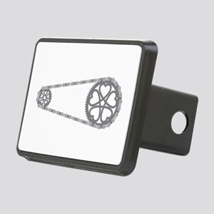 Bicycle Gears Hitch Cover