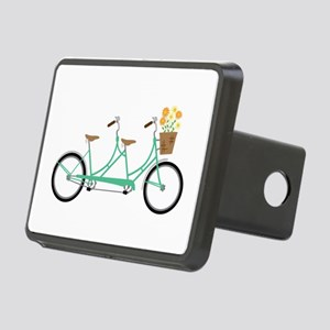 Tandem Bike Hitch Cover