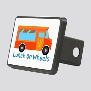 Lunch On Wheels Hitch Cover