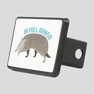Armadillo_In_Full_Armor Hitch Cover