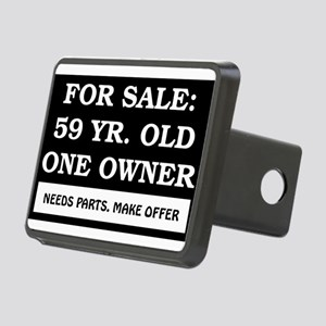 AGE_for_sale59 Rectangular Hitch Cover