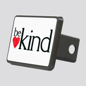 Be Kind - a reminder Rectangular Hitch Cover