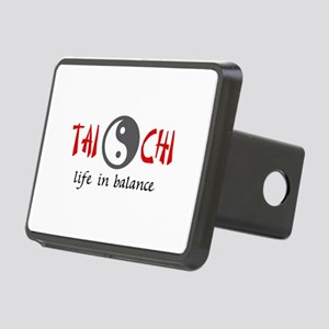TAI CHI LIFE IN BALANCE Hitch Cover