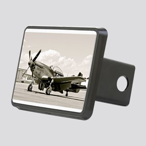 P-51 Airplane Hitch Cover