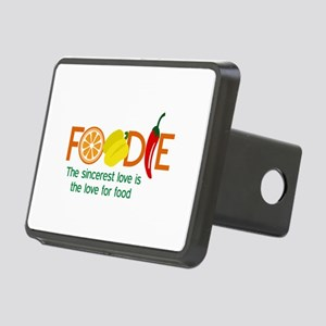 the love for food Hitch Cover