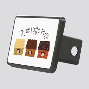 Three Little Pigs Hitch Cover