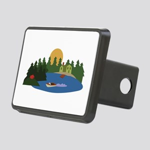 Lake House Hitch Cover