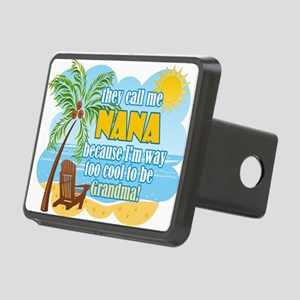 Cool Nana Rectangular Hitch Cover