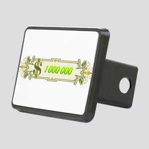 1 000 000 Dollars 4 Hitch Cover