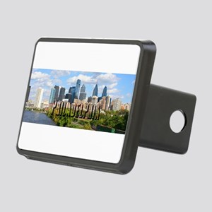 Philadelphia Rectangular Hitch Cover