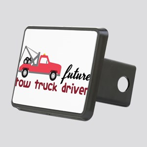Future Tow Truck Driver Hitch Cover