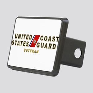 uscg_vetx Rectangular Hitch Cover