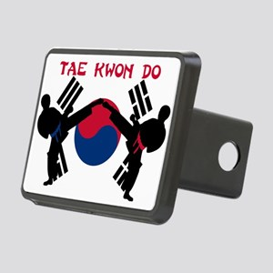 Tae Kwon Do Hitch Cover