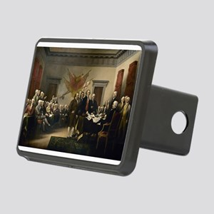Declaration Independence Hitch Cover