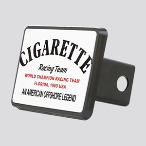 Cigarette racing team Rectangular Hitch Cover