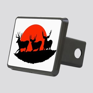 Shadow bucks Rectangular Hitch Cover