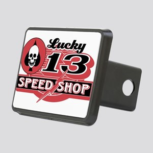 Speed Shop Hitch Cover