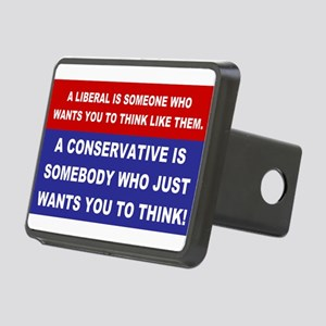 A Conservative Rectangular Hitch Cover