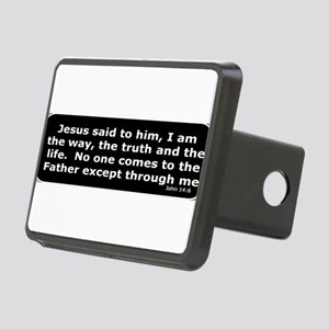 Jesus said to him Hitch Cover