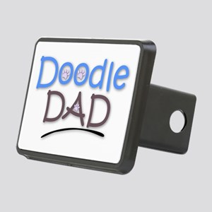 Doodle Dad Hitch Cover