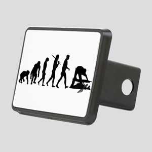 Archaeologist Rectangular Hitch Cover