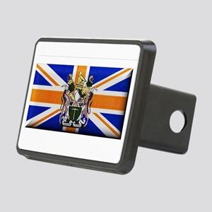 British Rhodesian Flag Hitch Cover