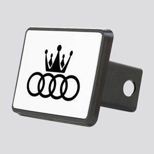 Audi crown Rectangular Hitch Cover