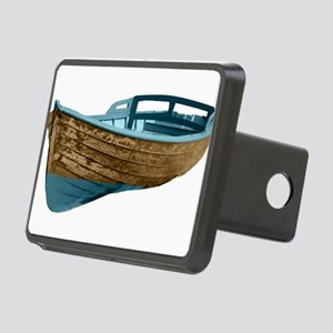 Wooden Boat Hitch Cover