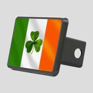 Irish Shamrock Flag Hitch Cover