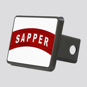 sapper_tab Rectangular Hitch Cover
