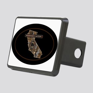 CALIF RIG UP CAMO Rectangular Hitch Cover