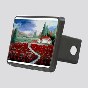 Tuscany living Rectangular Hitch Cover