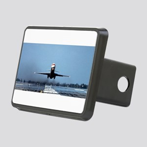 Take Off Rectangular Hitch Cover