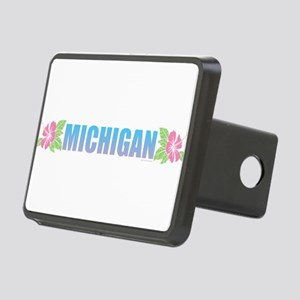 Michigan Design Rectangular Hitch Cover